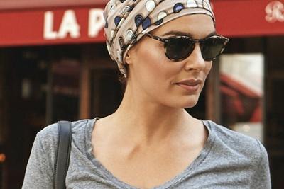 Les turbans de la collection Elite Hair - un large choix chez Linéa Coiffure