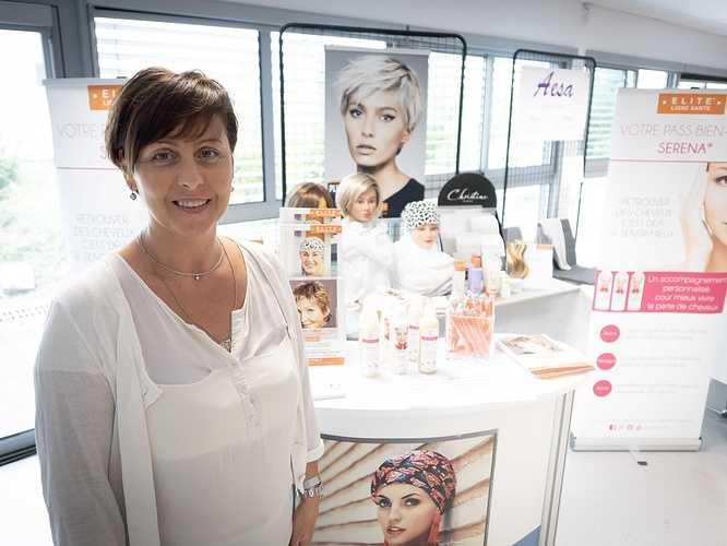 Linéa Coiffure : Journée de la femme- Foire exposition de Saint-Brieuc 5960294