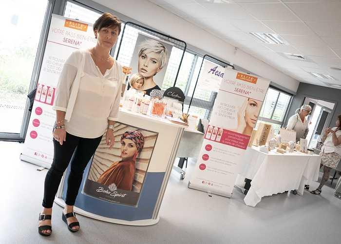 Linéa Coiffure : Journée de la femme- Foire exposition de Saint-Brieuc 5960296