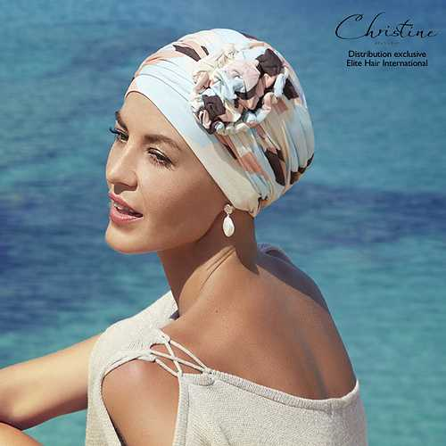 Nouveautés Turbans/Foulards Elite Hair bonnet-chimio-lotus-bambou-calypso-10080647