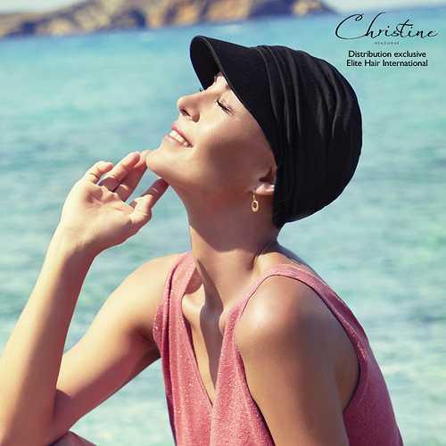 Indispensable pour l''été : Casquette SOFT LINE SUN TAN - Elite Hair 0